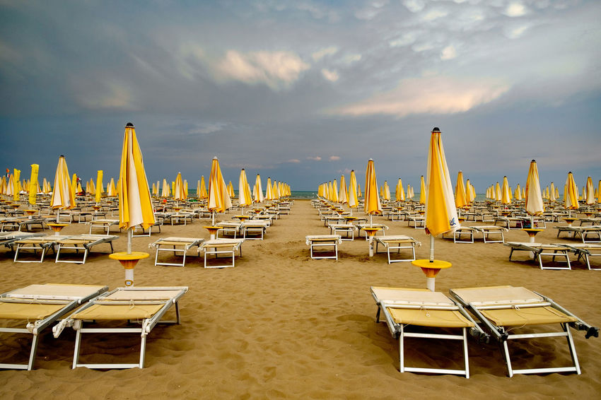 Caorle Italy Caorle Strand