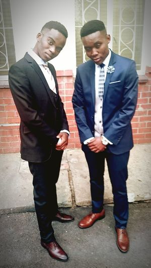 Taylored To Perfection Headtilt Dapper Prom2015 Outhere With My Dawg HeWasntReady Litlikebic Blue Vs Black Knittedtie Class