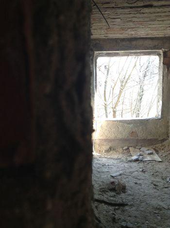 Indoors  Old Window