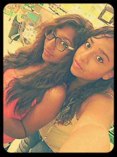 Con mi sister lOve uu ♡