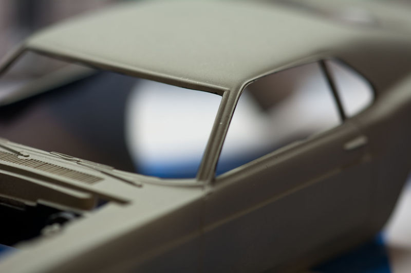 Close-up Computer Equipment Day Equipment Indoors  Mustang Body No People Plastic Model Plastic Models Primer Grey