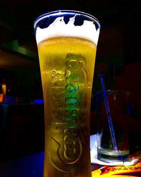 Drink Food And Drink Drinking Glass Alcohol Refreshment Close-up Chilling Transparent Chillout Chill Mode Chilled Beer Beer Time Beer O'clock Beerbelly Beer Glass Beverage Still Life Vibrant Color Freshness Glass - Material