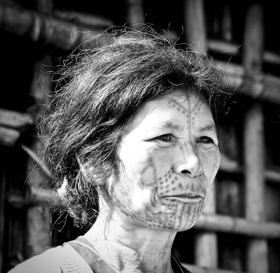 Tatoolifestyle Tribos Headshot Portrait One Person Lifestyles Real People Close-up The Portraitist - 2018 EyeEm Awards Human Face Body Part Looking Females