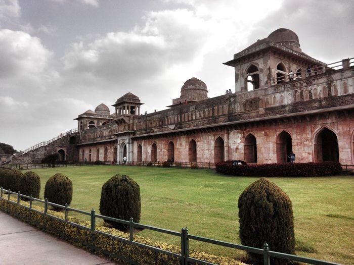 Fort Mandu Architecture Incredibleindia