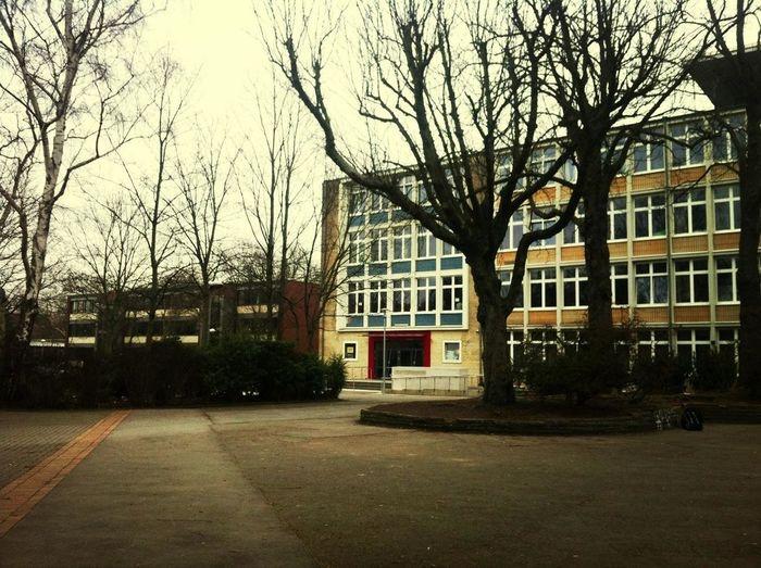 Hurra, Hurra die Schule...