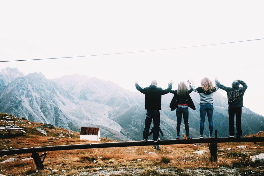 Friends Travel Adventure VSCO Livefolk Landscape Mountains Atmosphere A Bird's Eye View