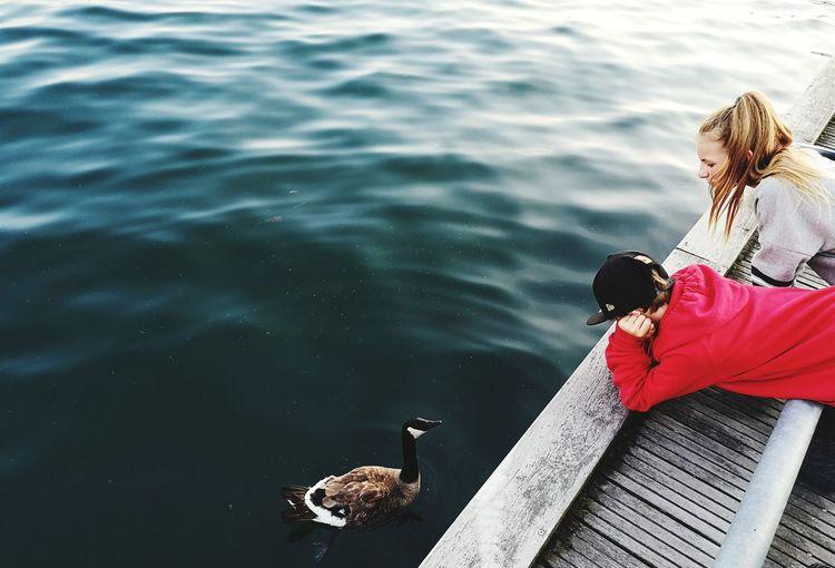 Le petit ! Canada Children Sea Seaside Toronto Canada