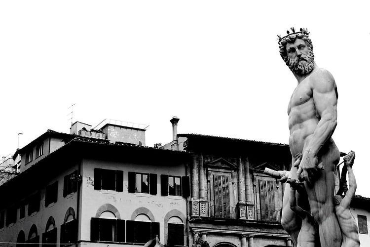 Travel Traveling Firenze, Italy Florence, Italy Florence Statua Art Artist Museum City Sculpture Statue Art And Craft Human Representation Sky Architecture Building Exterior Built Structure Sculpted Tourism Visiting Famous Place