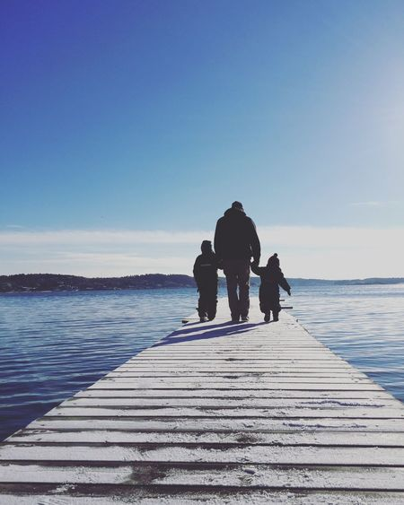 Father and sons Father & Son Ocean Sweden Sweden-landscape Love