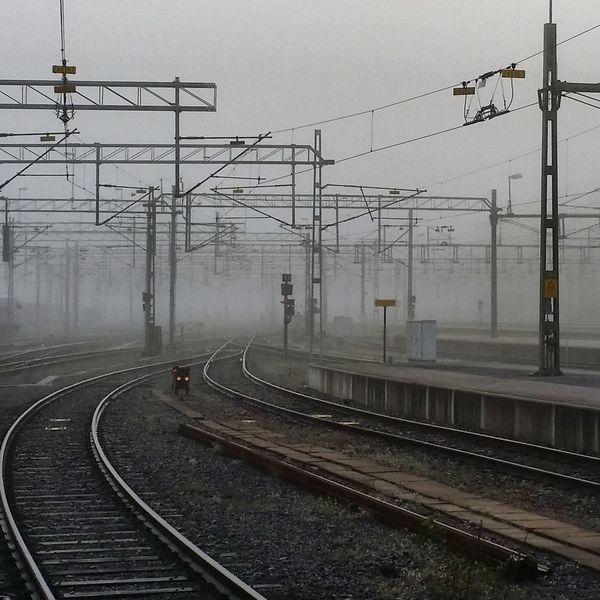 Grey Morning Centralstation EyeEm Gallery Public Transportation