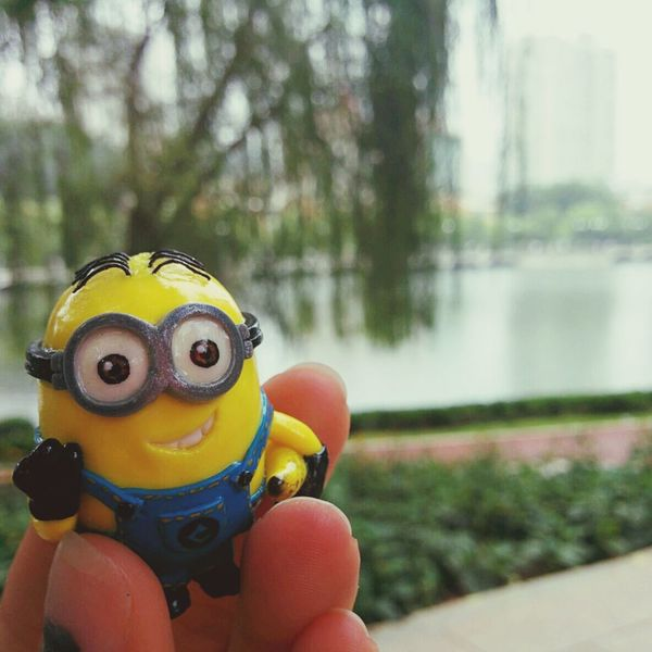 Minions Travelling Cityscapes Dave's Adventures