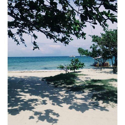 We've reached destination. Beach Batangas Burut Calatagan Tranquil Sun teambuilding friends itsmorefuninthephilippines onlyinpPh