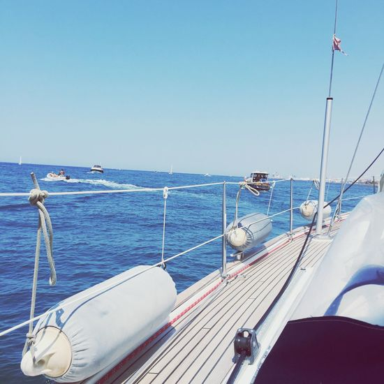 Relaxing Post Exams Freedom 👋🏻⛵️