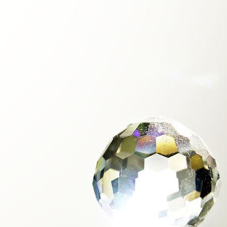 Crystal ball https://www.youtube.com/watch?v=lKrFfp67NDQ Composition Copy Space Crystal Crystal Ball EyeEm Best Edits Macro Minimal Minimalism Minimalobsession Objects On White Reflecting Shape Showcase: February Single Object Still Life Studio Shot White Background