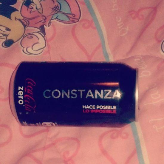 Mi minuto de fama ayiats :)! Cocacolazero Cocacola Constanza Haceposibleloimposible Fama Chilegram Chile Instachile Like L4l
