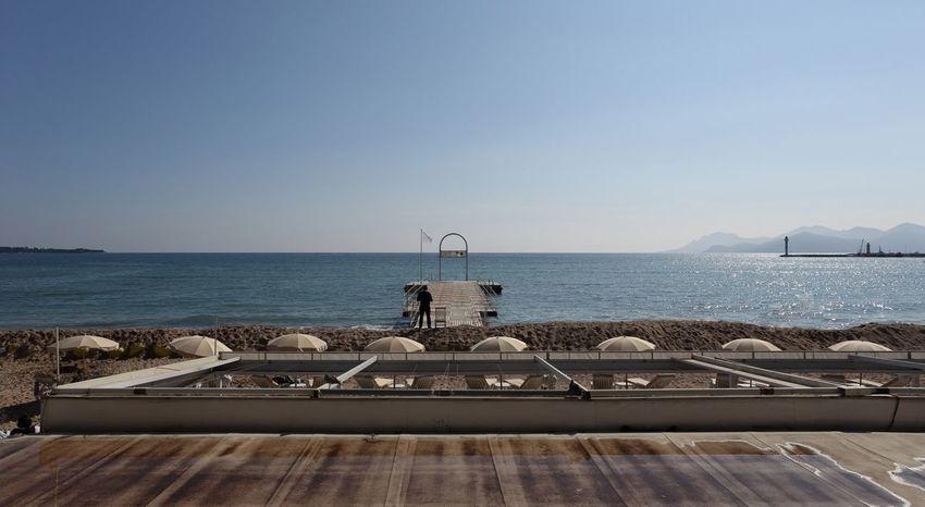 The Environmentalist – 2014 EyeEm Awards Cannes, France Beach Photography Cannes Film Festival