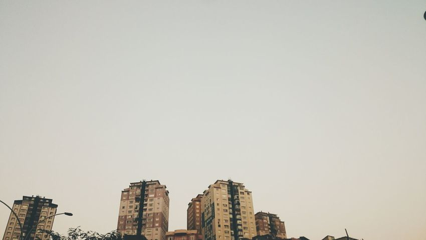 Finding New Frontiers Architecture City Sky Cityscape Built Structure Building Exterior Skyscraper Urban Skyline Outdoors Minimalism Simplicity Winter Izmit İzmit, TURKEY Turkey The Architect - 2017 EyeEm Awards