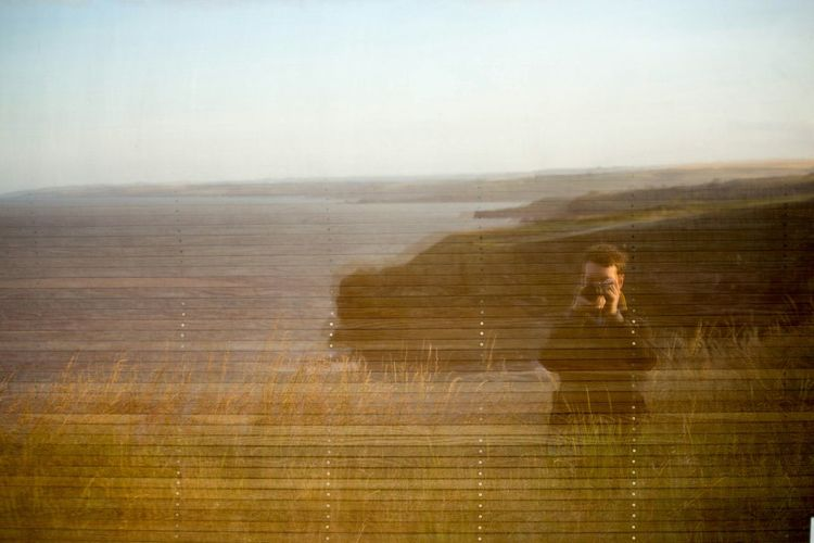 Natural Abstract Noedit Photographerselfie Selfie ✌ Reflection Textures And Surfaces Coastline Nature Abstract Aberdeenshire Eyem Best Shots