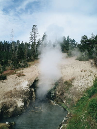 First Eyeem Photo Yellowstone National Park EyeEmNewHere