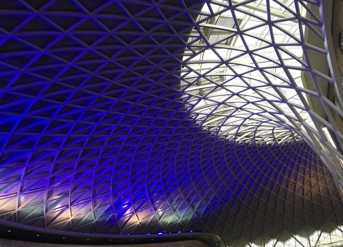 Kingscross London Station