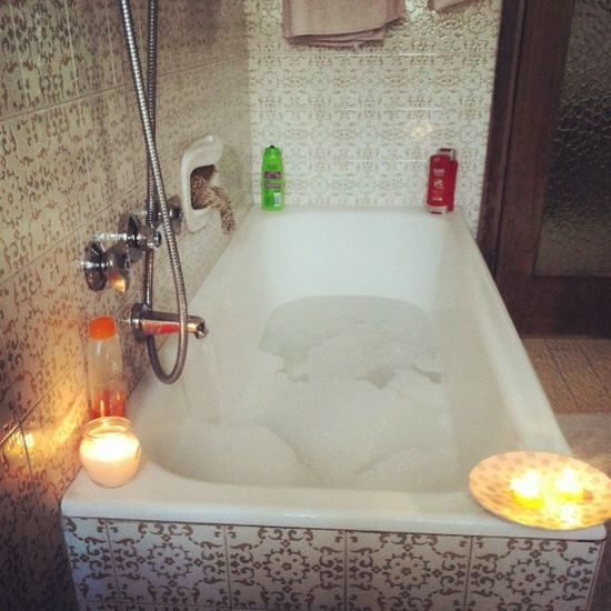Relaxing Time Bathtime Candle TimeForMyself Nothinking