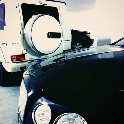 All tuned up! Mercedez Benz Cars Vintage Cars Black & White