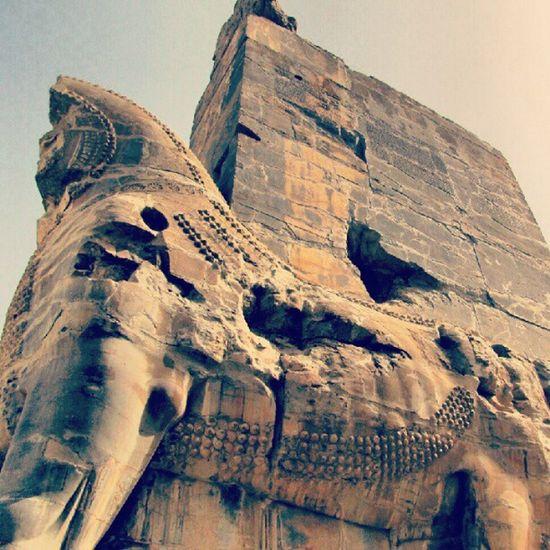 Artitect ,Ancient ,Perspolis ,Shīrāz ,iran