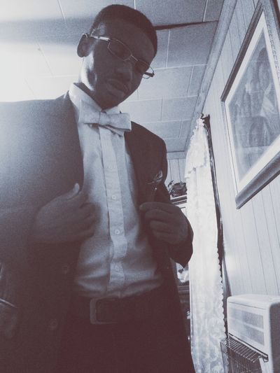 Before The Show. DC sharp Classy (: Bowtie GentlemanLife.