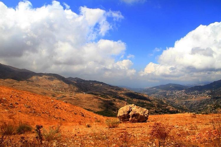 Landscape The EyeEm Facebook Cover Challenge Clouds And Sky Mountains