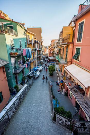 Italian street,
