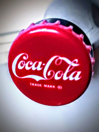 Trademark Drink Coca~cola ® Cola Soda Red And White Bottle Top Bottle Tops Coke Adds Life CokeAddsLife Coca-cola Coca-Cola, Label/logo/sign Cocacola Coca~ColaBottleCaps Coke Bottle Caps Bottle Cap Bottlecaps CokeBottleCaps Western Script No People! WesternScript No People Taking Photos Taking Pictures Coca~Cola ® Coke Coca~Cola Bottle Caps The Dynamic Ribbon™ Text Close-up