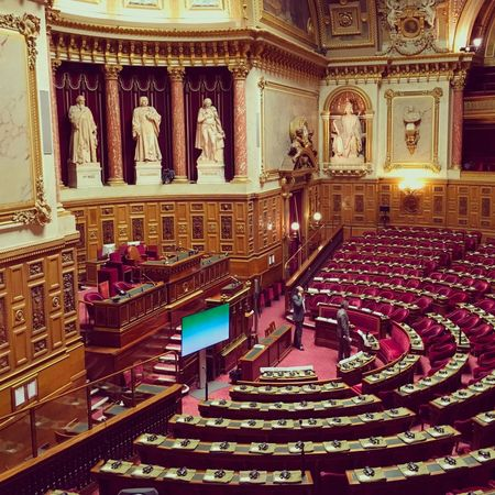 Check This Out IPhoneography Sénat Politics Parliament Paris Showcase: December Cop21 Preparation