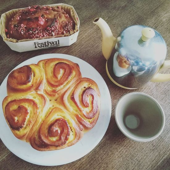 Always Be Cozy Teatime Family❤ Warm Food And Drink Goûter France 🇫🇷 Wintertime Indoors  Freshness