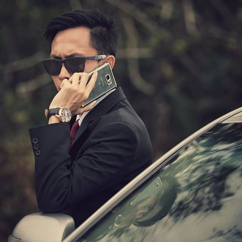 Hitman spotted 😂😂 Photo by: @faz5o2 Mct Dapper Knitted  Augustman Magazinecover Fossil Oakley Thefilteredfit Gqaustralia