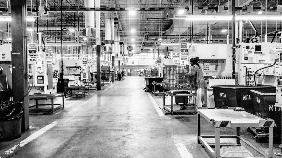 Black And White Black And White Photography Factory Factory Workers People And Places Monochrome Photography Overnight Success My Year My View