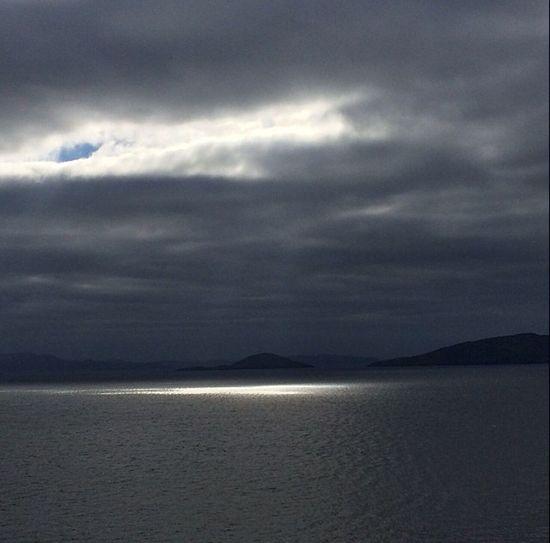 Ireland Light Sea Irishsea Ballinskelligs Spiritual
