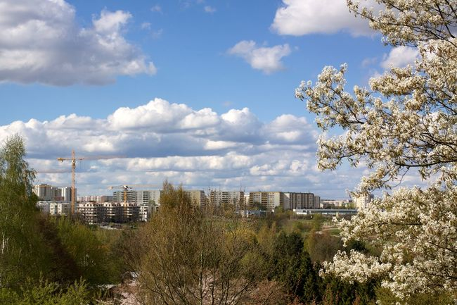 3D Beautiful Beauty In Nature Berlin Clouds From My Point Of View Germany Marzahn My Fuckin Berlin Perfect Day Perfect Moment Perfect Sky Postcard Spring Into Spring Springtime