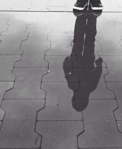 Time To Reflect Monochrome AMPt Community IPSLow