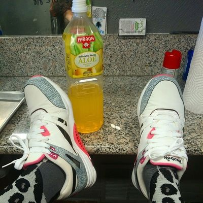 Pills go better with natural drinks... CaliLife Reebok MuchoPunchline Perco Califo