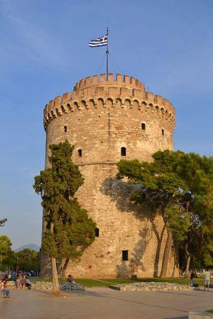 Thesaloniki White Tower Of Thessaloniki Showcase July Hidden Gem The City Light An Eye For Travel