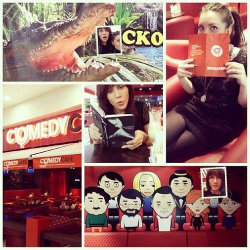 Comedycafe пятницавечерПитер