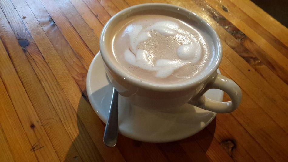 Love my Coffeeshop Stellagoodcoffee Coffee Hot Chocolate Thirsty  Friday Tgif Detroit Heart Nofilter Noedit #nofilter