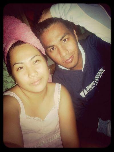 Brother And Sister Love Moracay ^_^ Si Gwapa Ug Gwapo =) @Mama Gay's Crib