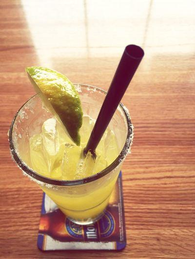 Malibumargarita Margarita Drink Ontherocks Rocks Lime Salt Green Sweet Yummy