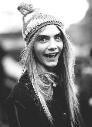 Love her Cara Delevingne