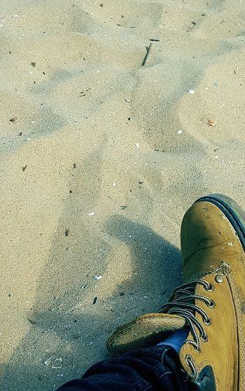 Person Footwear