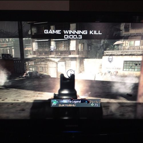my Finalkillcam from a couple of days ago Finalkill Bootleg Mw3 cod callofduty xbox instagames