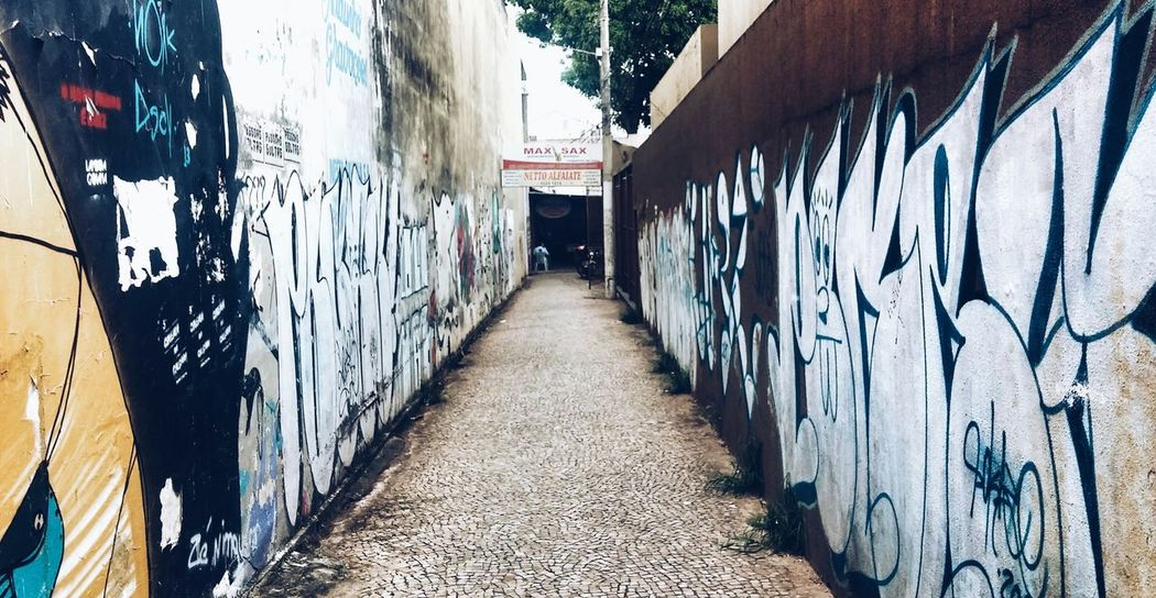 Discover Your City Alley Beco Conheçasuacidade Goiânia