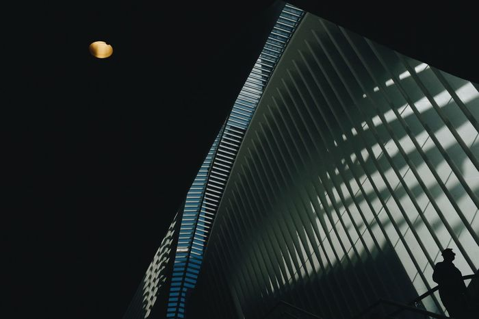 Built Structure Low Angle View Architecture Building Exterior Building No People The Street Photographer - 2018 EyeEm Awards Nature Office Building Exterior Pattern Clear Sky Outdoors Tall - High Skyscraper City Modern Lighting Equipment Sky Illuminated Tower Night