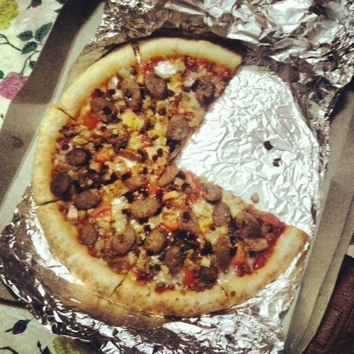 Pinoy Style Pizza